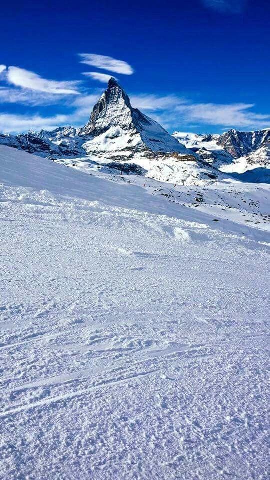 Matterhorn#cervin#ski# wonderful landscape.