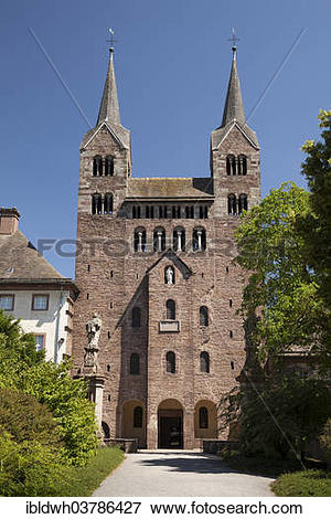 """Picture of """"Parish Church of St. Stephen and Vitus of Schloss."""
