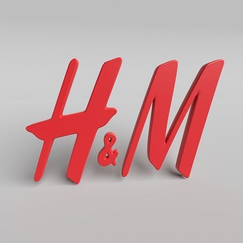 H and M Logo.
