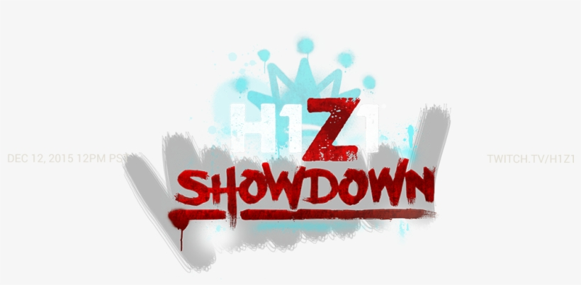 H1z1 Showdown.