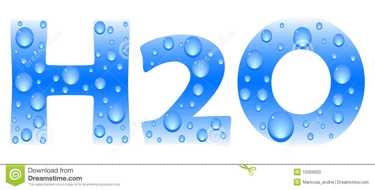 H2o Stock Illustrations.