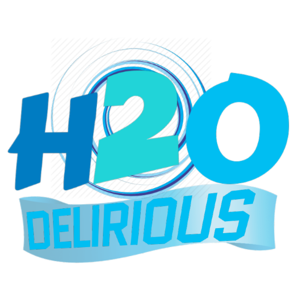 NEW & IMROVED) H2O Delirious logo Feel free to use my.