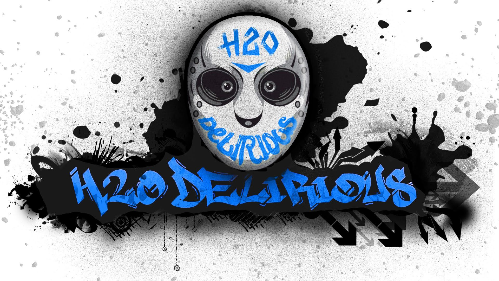 H2O Delirious Fan Art [ PHOTOSHOP TIME #2 ].