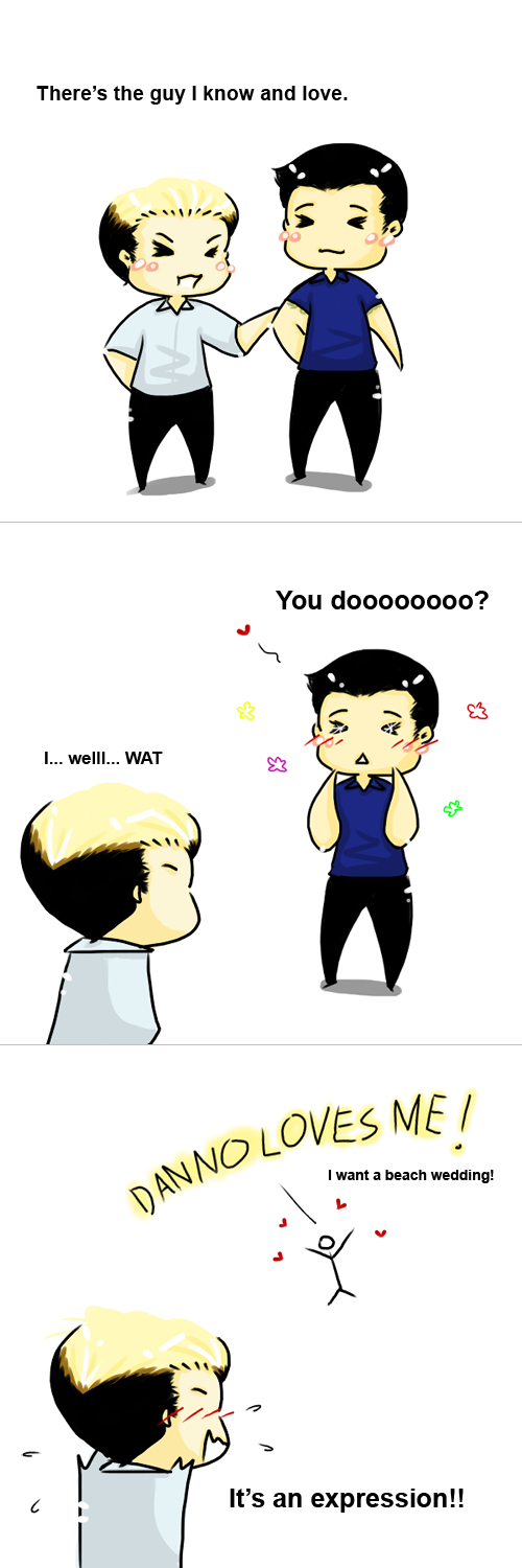 You know you do, Danny. #McDanno #H50 fanart http://t.co.