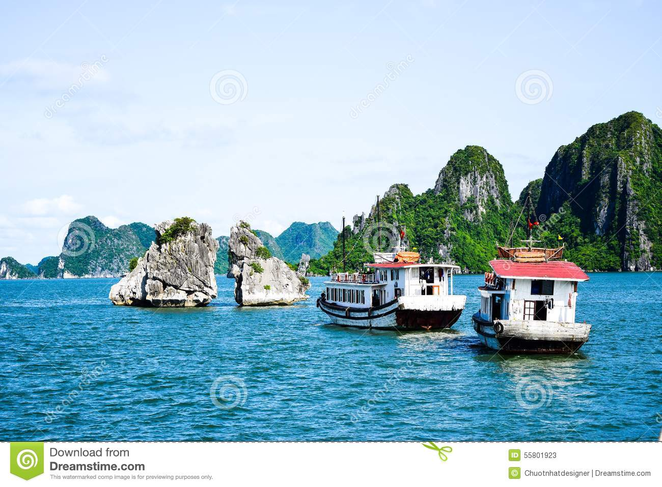 Ha Long Bay Unesco World Heritage Centre.