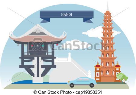 Hanoi Stock Illustrations. 612 Hanoi clip art images and royalty.