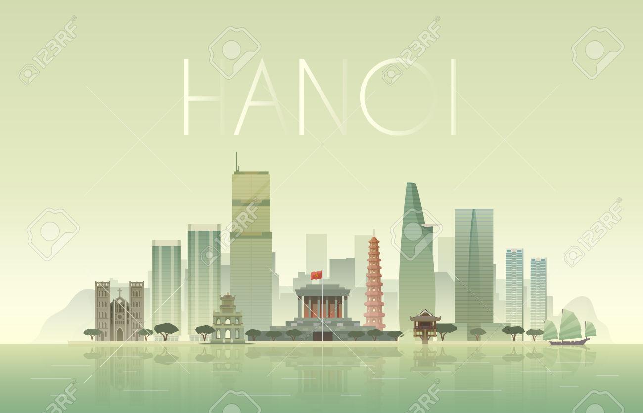 Hanoi clipart.