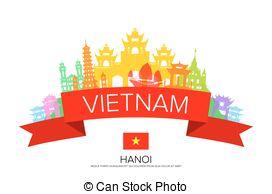 Hanoi vietnam Stock Illustrations. 439 Hanoi vietnam clip art.