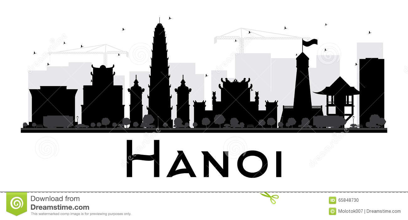 Hanoi Stock Illustrations.