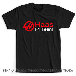 Details about Haas F1 Racing Team Fans Logo New T.