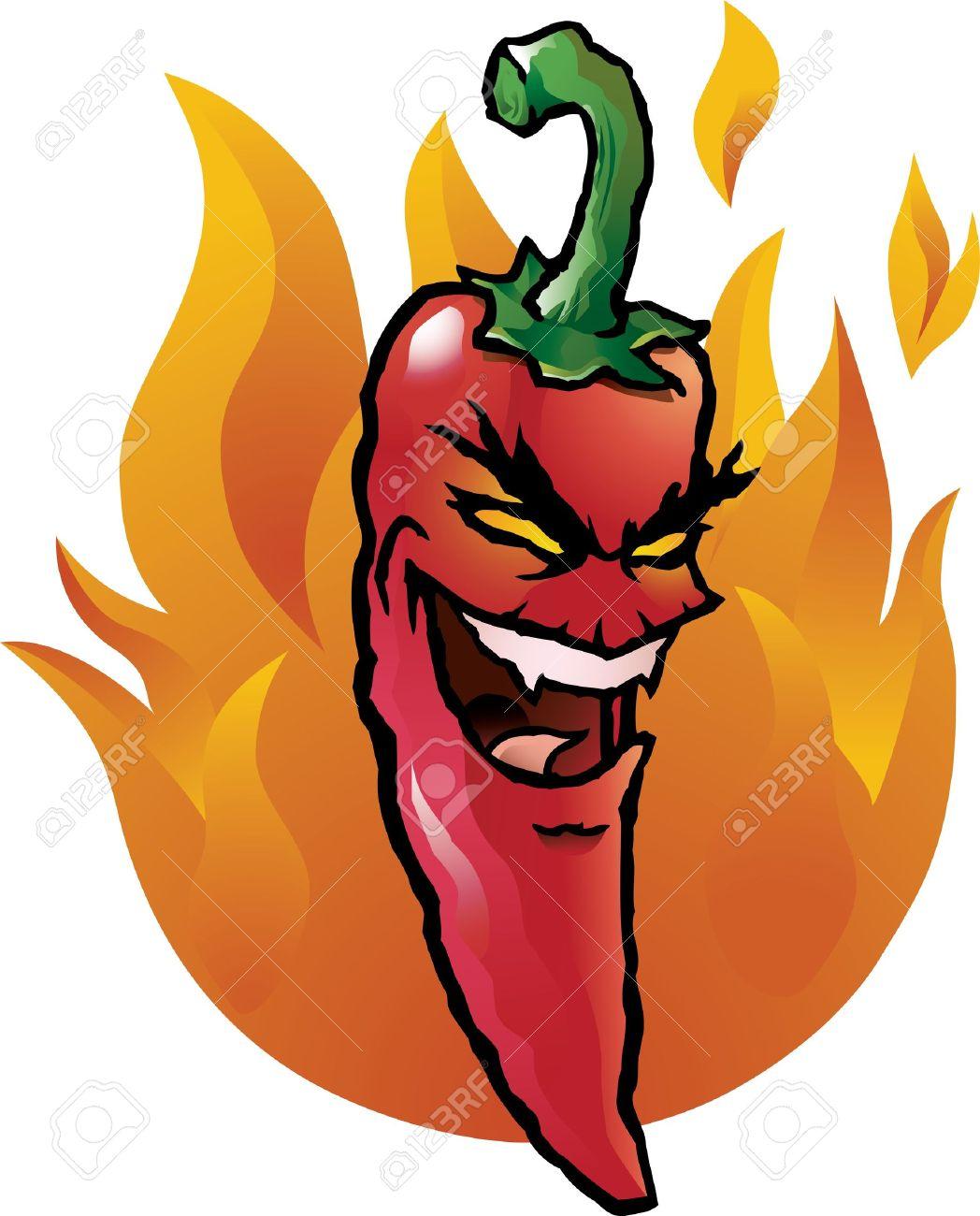 Showing post & media for Cartoon habanero pepper.