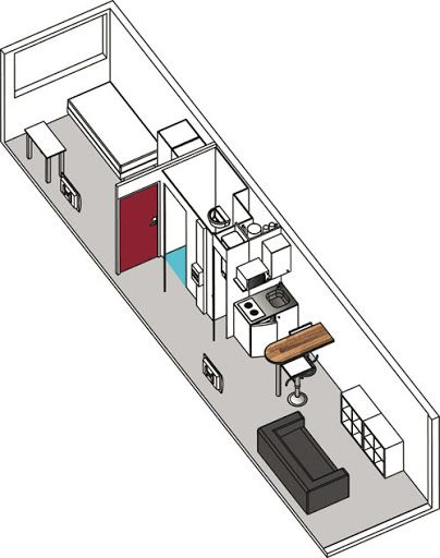 1000+ ideas about Container Habitable on Pinterest.