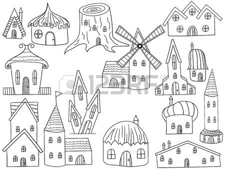 2,766 The Habitation Stock Vector Illustration And Royalty Free.