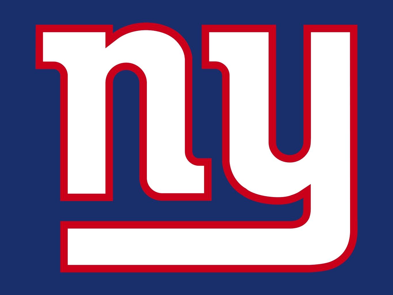 Giants Football Clipart.