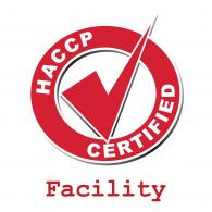 HACCP Certified.