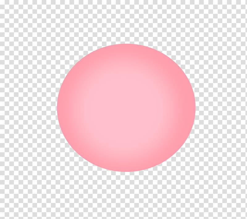 Para hacer tu kawaii, round pink background illustration.