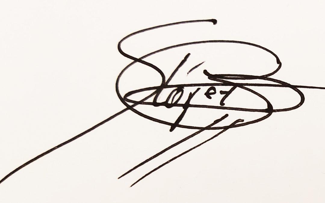 Qué hacer para que no te falsifiquen la firma?.