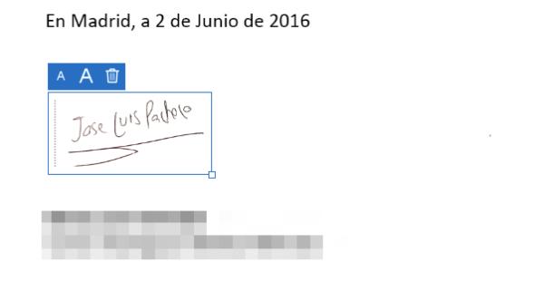 Cómo incluir tu firma en un archivo PDF.