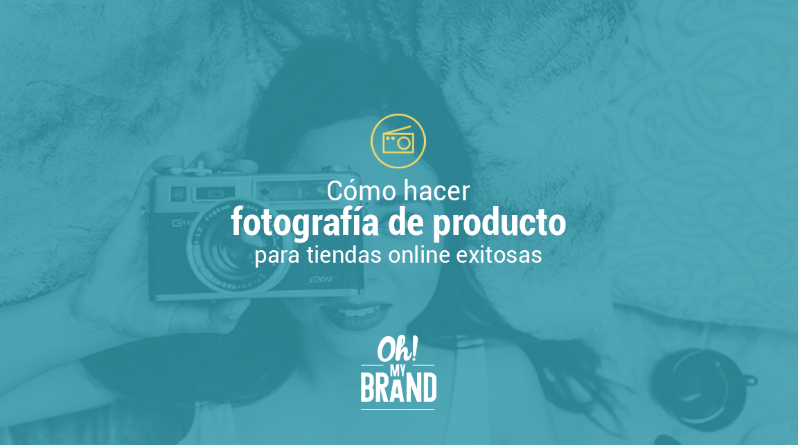 Cómo hacer fotografía de producto para tiendas online exitosas.