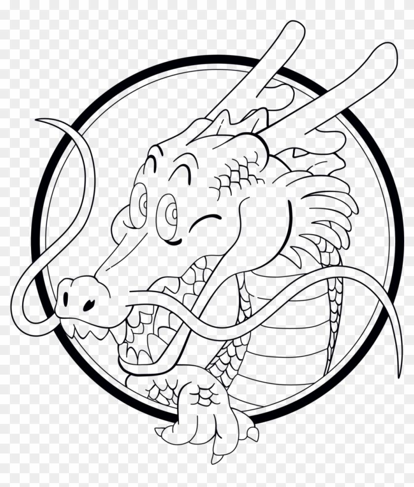 Dragon Ball Z Clipart Logo.