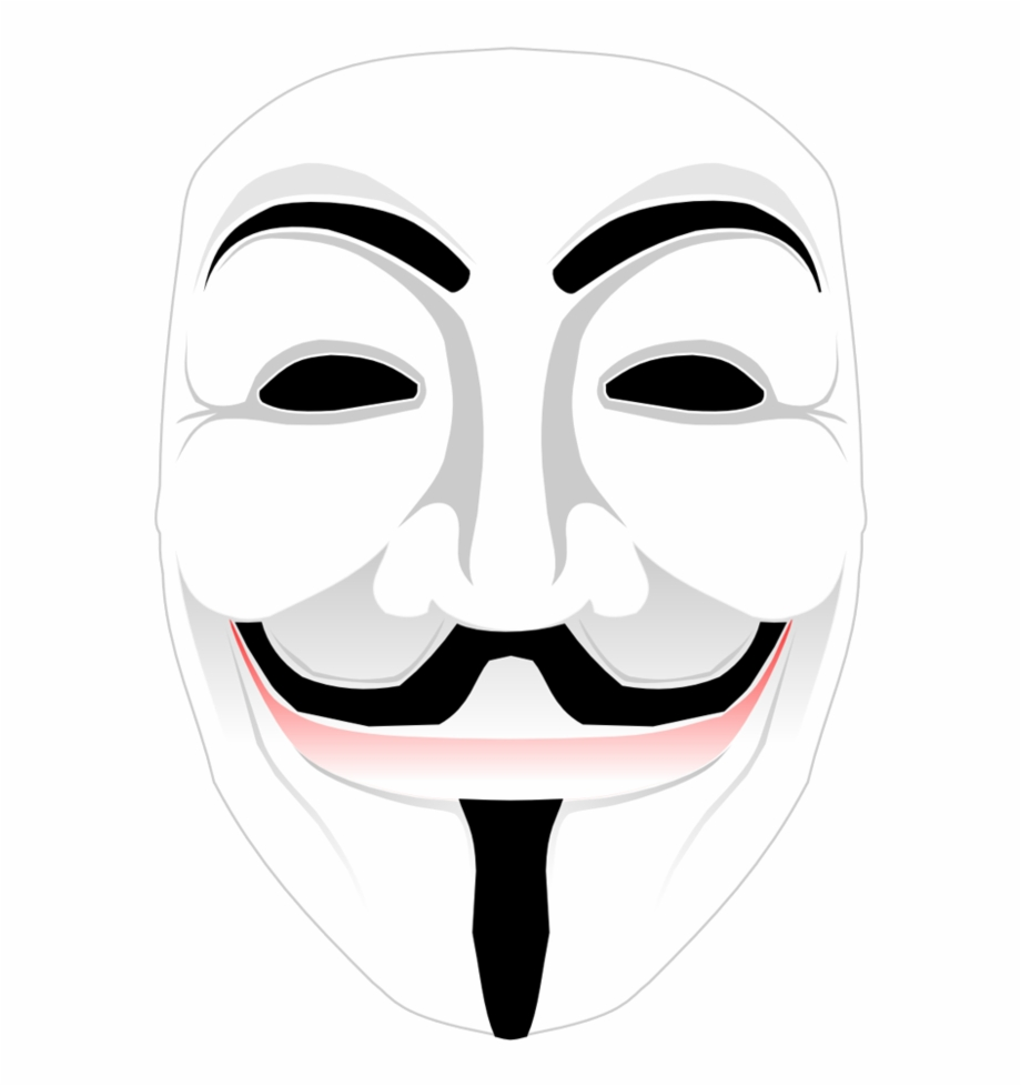 Anonymous Mask Png File.