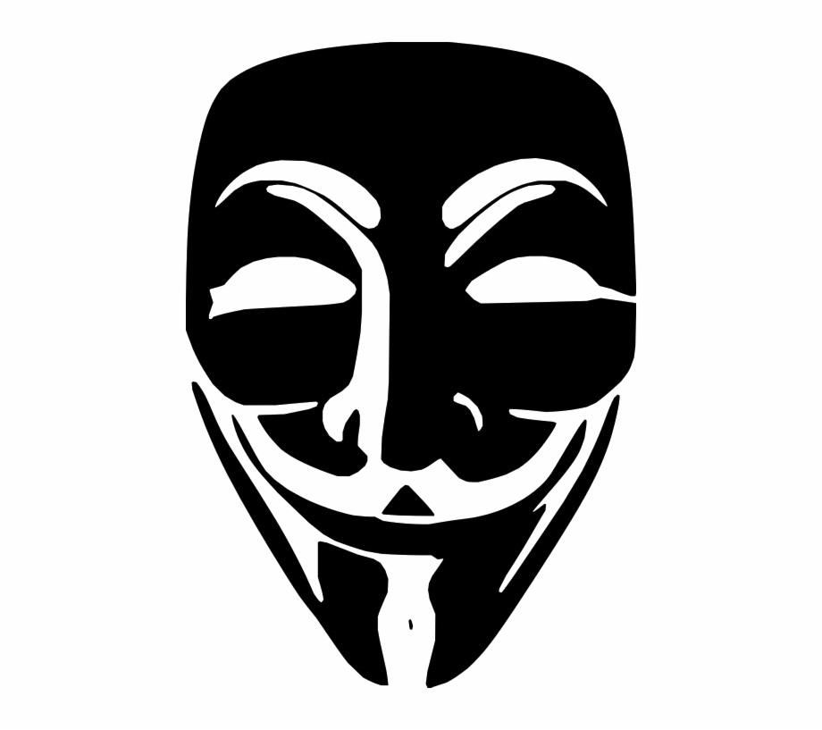 Anonymous Mask Png Free Download.