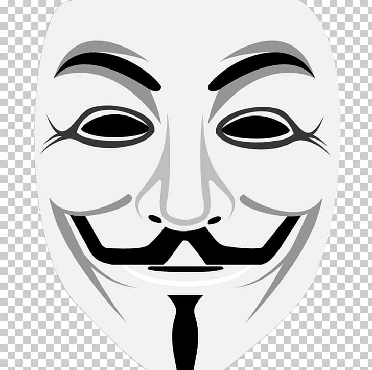 Guy Fawkes Mask Anonymous Security Hacker PNG, Clipart, Anonymous.