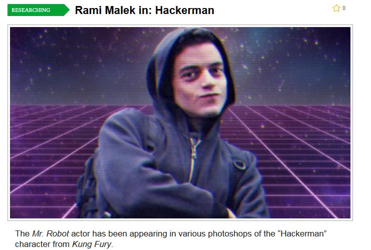 Hackerman.