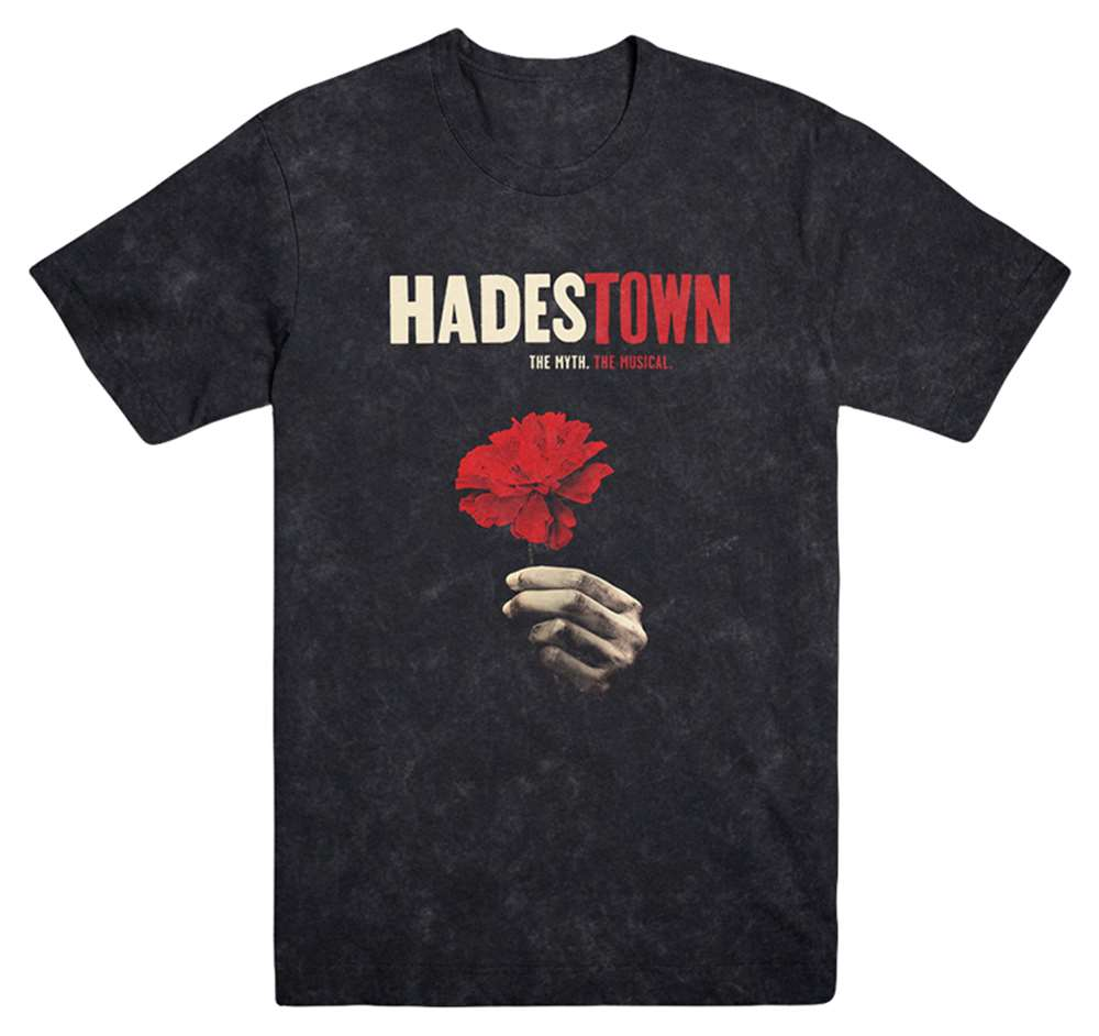 Hadestown the Broadway Musical Logo T.