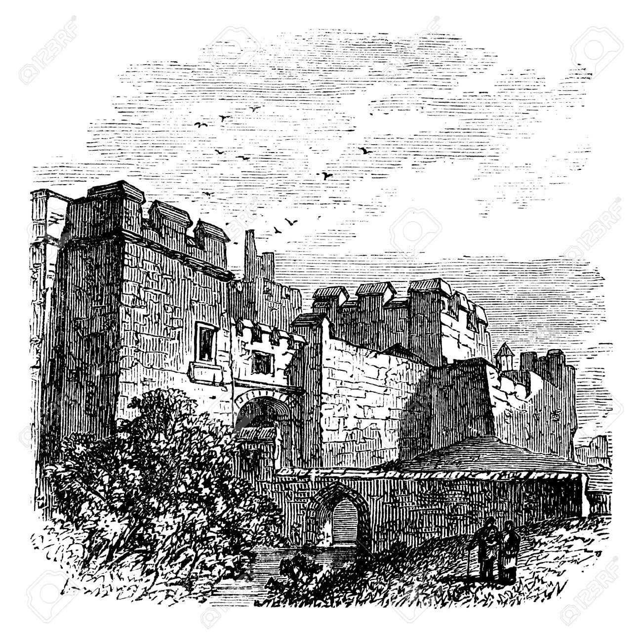 646 England Wall Stock Illustrations, Cliparts And Royalty Free.