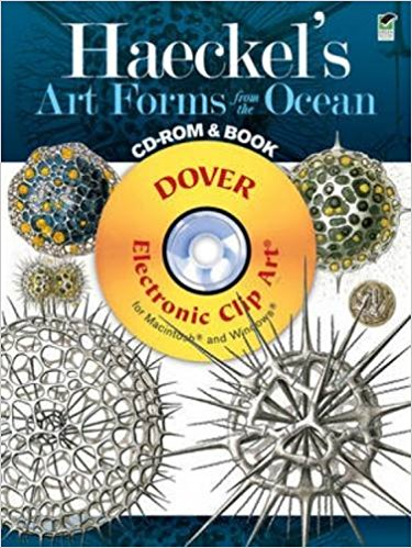 Haeckel's Art Forms from the Ocean (Dover Electronic Clip Art.