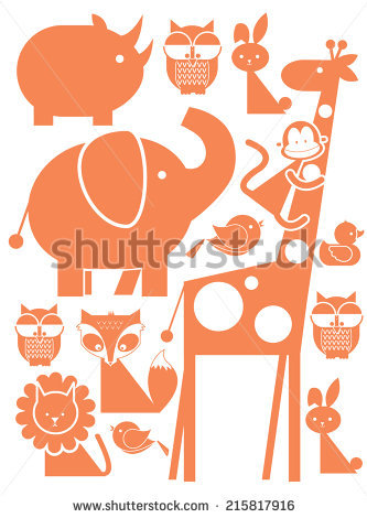 Nocturnal Mammal Stock Vectors, Images & Vector Art.