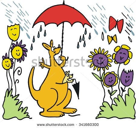 Kangaroo Plant Stock Photos, Royalty.