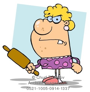 Angry Person Clip Art.