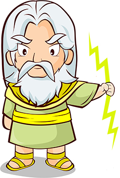 Hades greek god clipart.