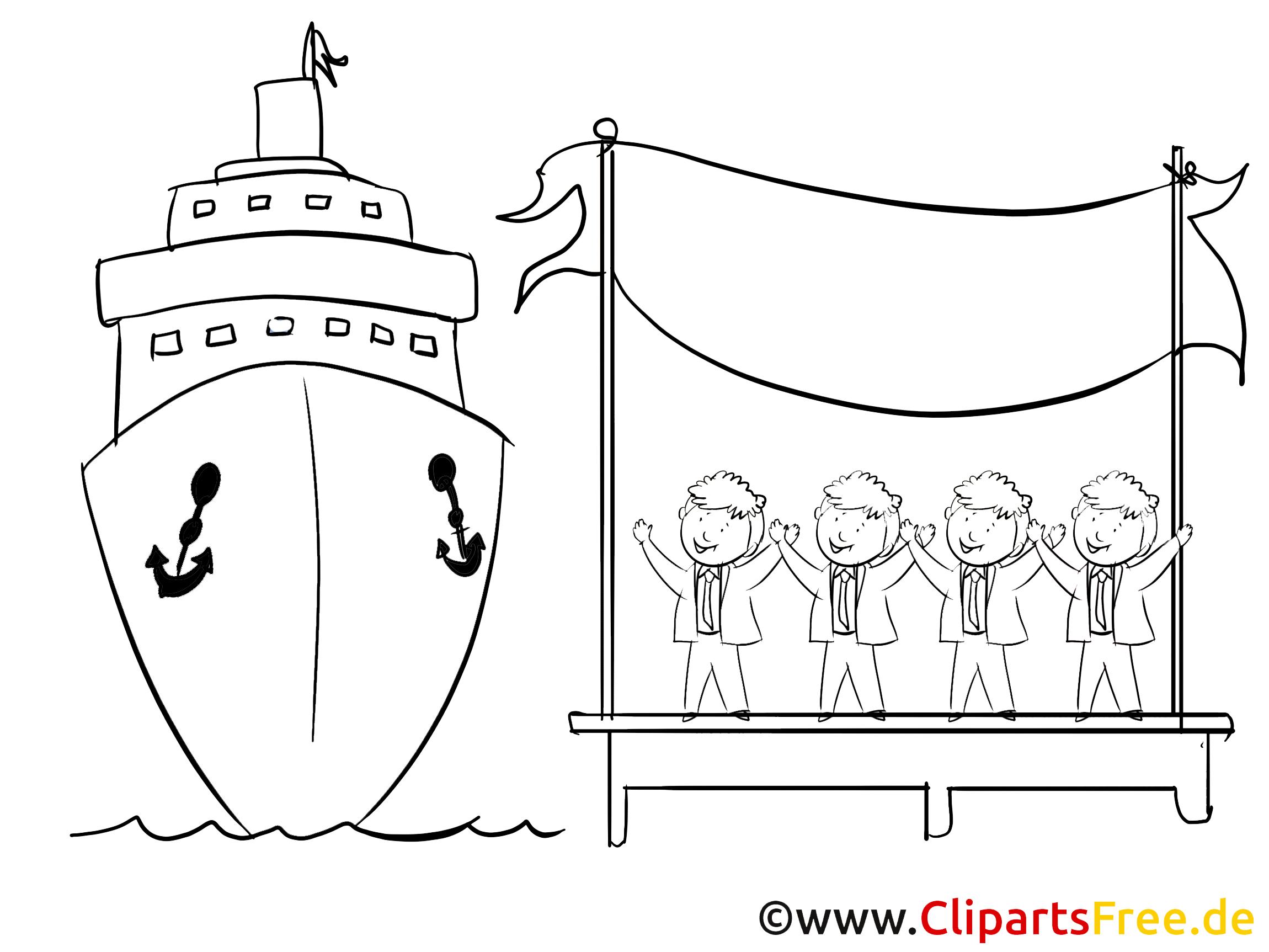 Hafen Clipart, Bild, Zeichnung, Cartoon gratis.