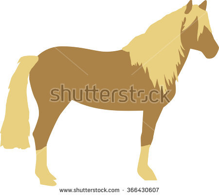 Haflinger Stock Vectors, Images & Vector Art.
