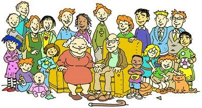 hagen illustration: All in the Family.