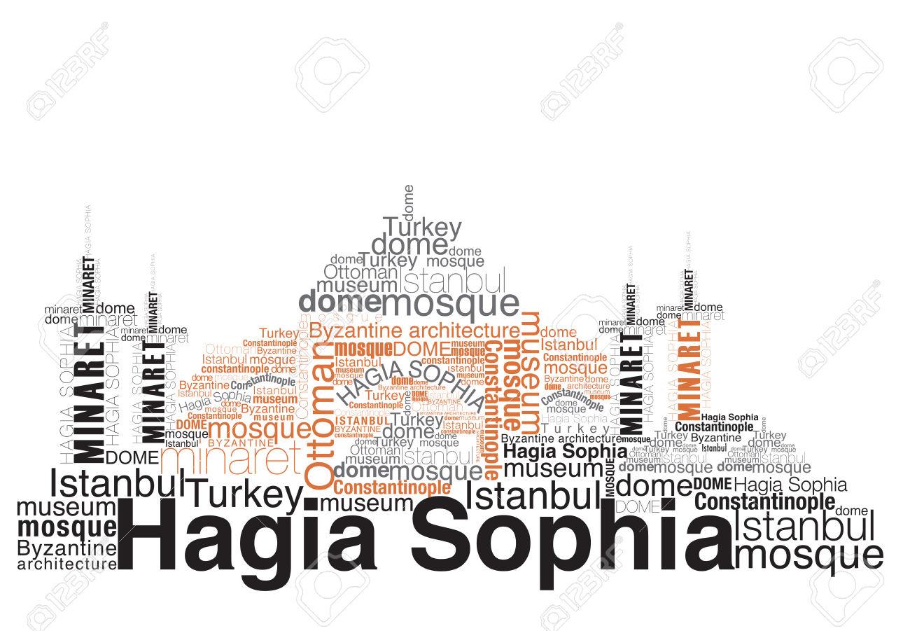Hagia Sophia Royalty Free Cliparts, Vectors, And Stock.