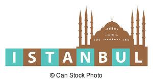Istanbul hagia sophia Clip Art Vector and Illustration. 70.