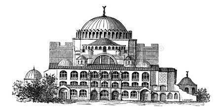 188 Hagia Sophia Stock Vector Illustration And Royalty Free Hagia.