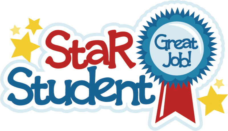 Star student clipart free.