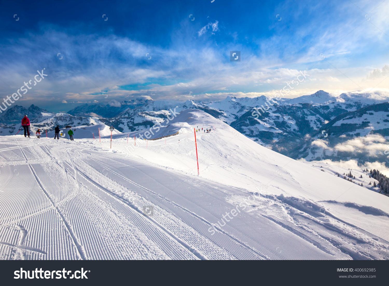 Kitzbuehel, Austria.