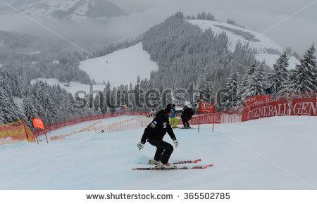"""""""downhill Course"""" Stock fotos, billeder til fri."""