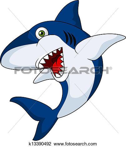 Shark Clipart and Illustration. 5,624 shark clip art vector EPS.