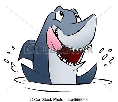 Shark Illustrations and Clipart. 7,930 Shark royalty free.