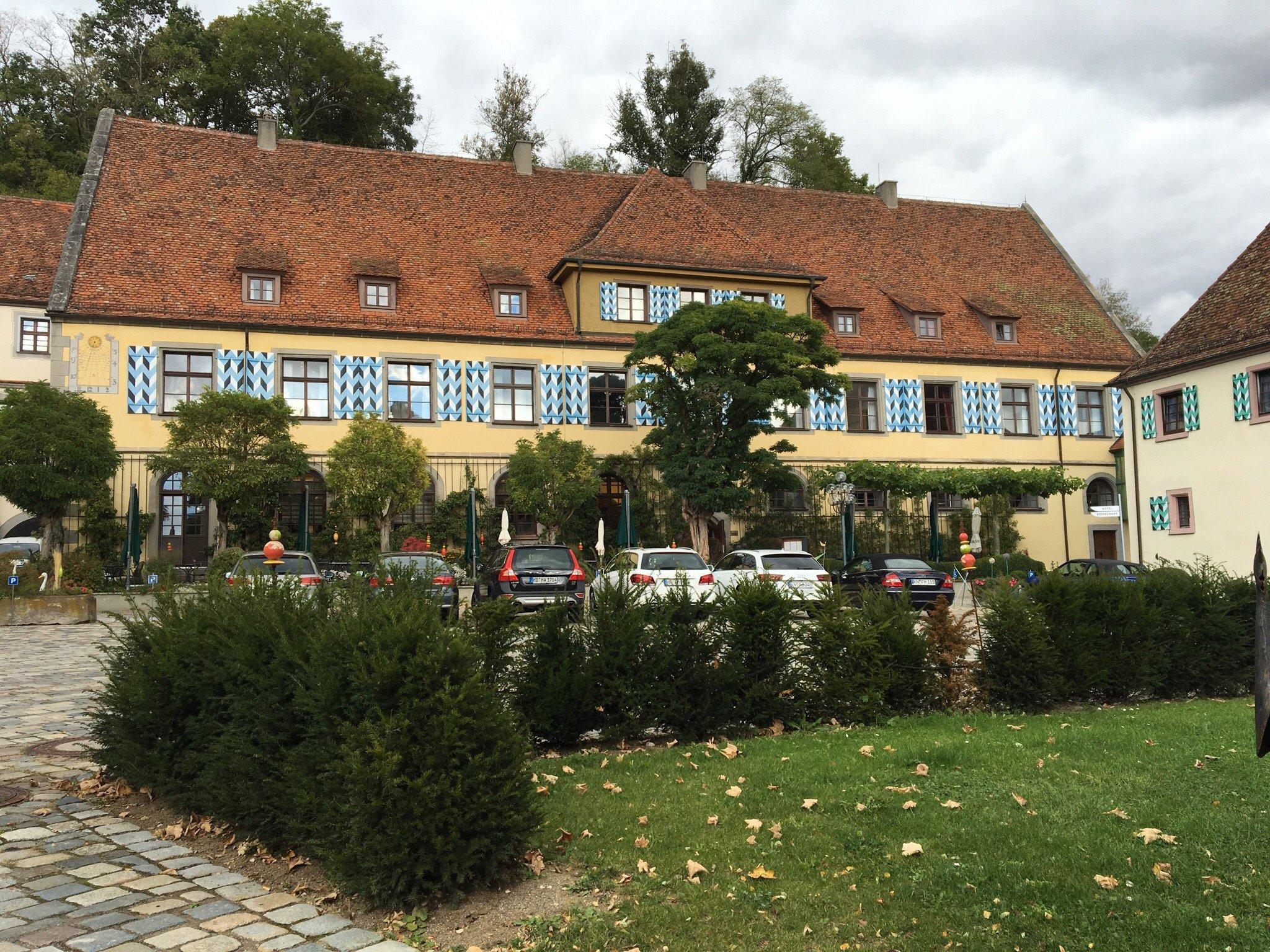 Schloss Haigerloch.