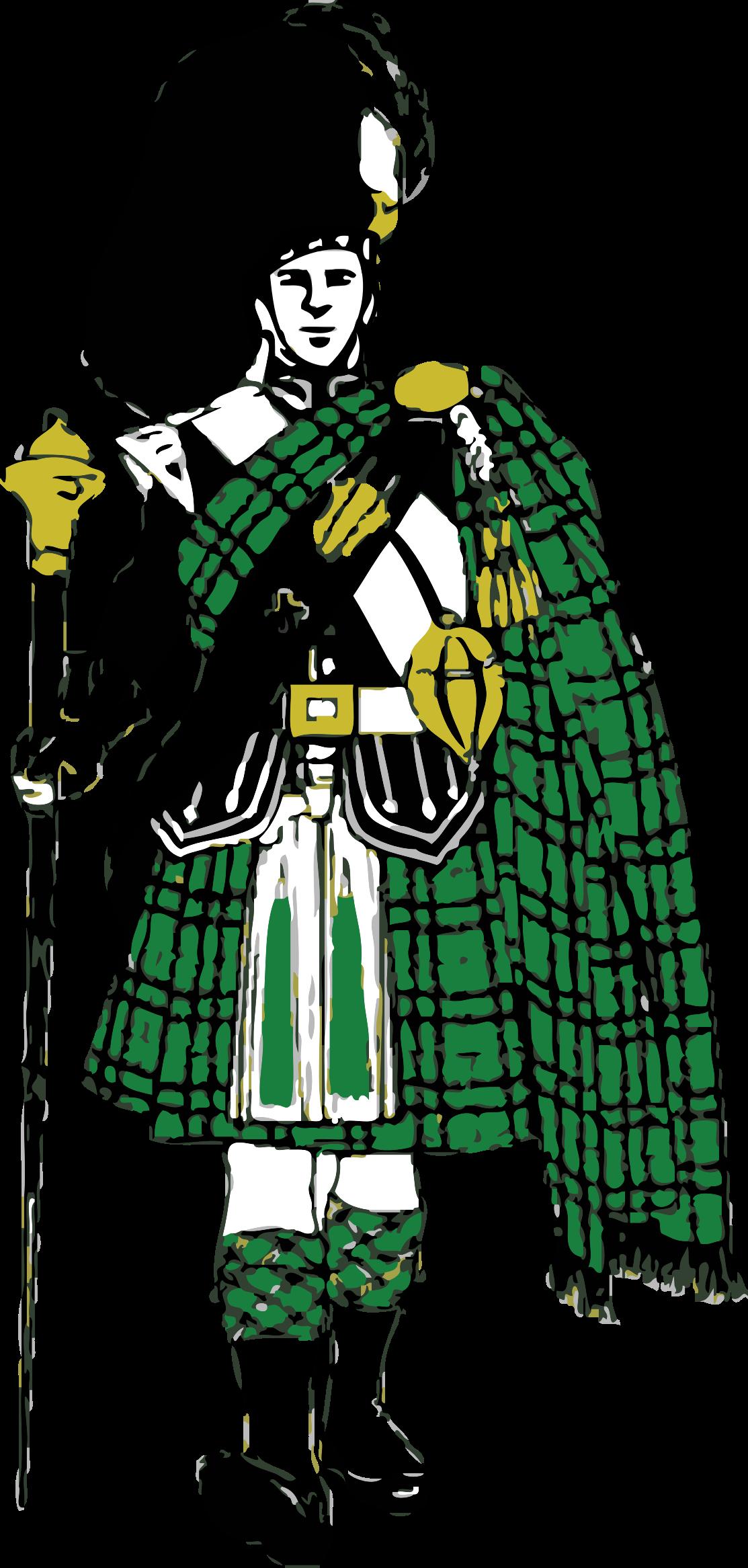 Highlander Clipart.
