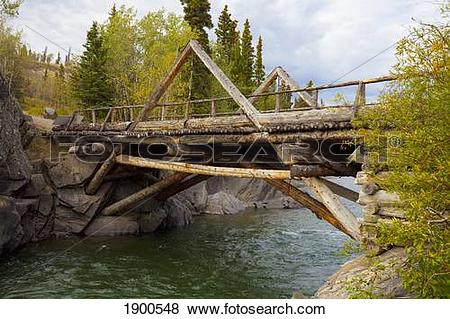 Log bridge Images and Stock Photos. 710 log bridge photography and.