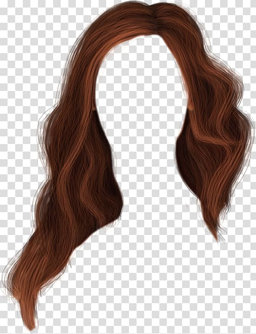 Hairstyle Long hair , hairs transparent background PNG.